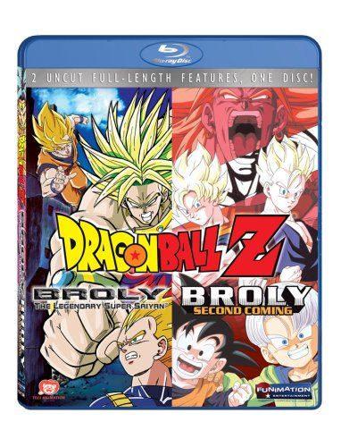 dragon ball z broly. Dragonball Z - Broly Double