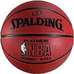 SPALDING NBA Platinum Street Basketball