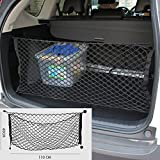 9 MOON® With Mounting Screw Envelope Style Trunk Cargo Net for NISSAN Xterra ROGUE MURANO