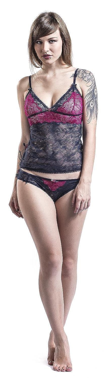 Vive Maria Candy Boudoir Wäsche-Set blau/pink günstig