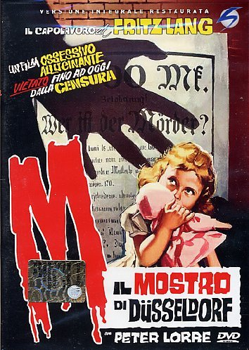 M - Il mostro di Dusseldorf (versione integrale) [IT Import]