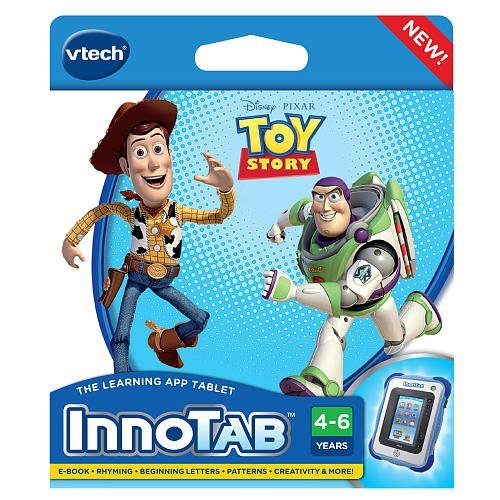 Vtech Innotab Learning Game Cartridge - Disney Pixar Toy Story front-1056452