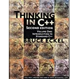 Thinking in C++: Introduction to Standard C++, Volume One (2nd Edition) (Vol 1) ~ Bruce Eckel