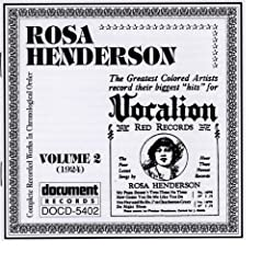 Rosa Henderson Vol. 2 (1924)