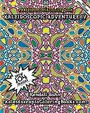 img - for Kaleidoscopic Adventure IV: A Kaleidoscopia Coloring Book (Volume 4) book / textbook / text book