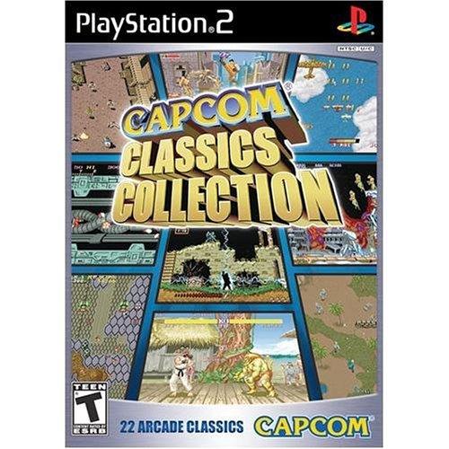 Capcom Classics Collection (Capcom Classics Collection compare prices)