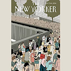 The New Yorker, July 7th & 14th 2014: Part 2 (Nathan Heller, Sasha Frere-Jones, James Surowiecki) Periodical