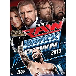 WWE: Best of Raw & Smackdown 2013