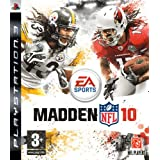 Madden NFL 2010 (PS3)by Electronic Arts