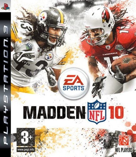 PS3 Madden NFL 10 - 1