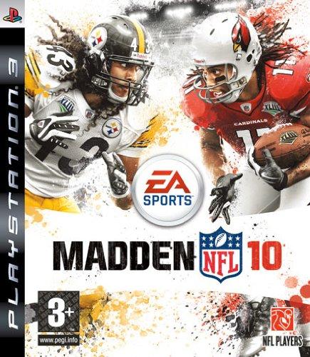 PS3 Madden NFL 10 - 1