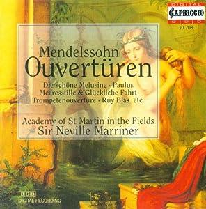 Mendelssohn Felix: Overtures