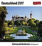 Deutschland - Kalender 2017: Sehnsuch...