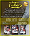 2016 Topps Gold Label Baseball Hobby Box (7 Packs of 5 Cards with 1 Framed On-Card Autograph in each box) (RELEASE DATE 8-31)