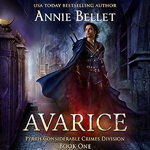 Avarice Audiobook