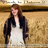 Digital Photo Backgrounds Back to Nature Digital Backdrops and Layered Studio Props 1Q2