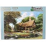 Riverbank Cottage 1000Pcs Jigsaw