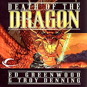Death of the Dragon Audiobook