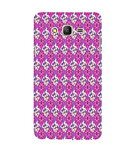 Decorative Floral Design 3D Hard Polycarbonate Designer Back Case Cover for Samsung Galaxy On5 :: Samsung Galaxy On 5 G550FY