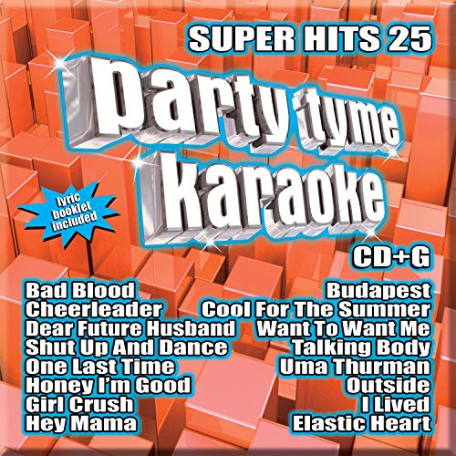 Party-Tyme-Karaoke-Super-Hits-25-16-song-CDG
