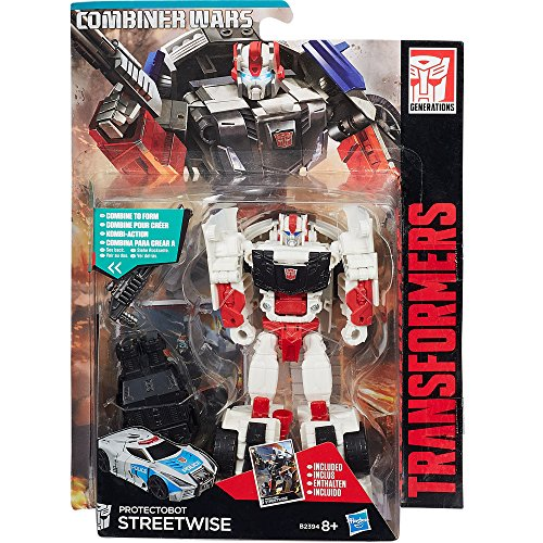 Transformers B2394ES0 - Generation Deluxe, Protectobot Streetwise