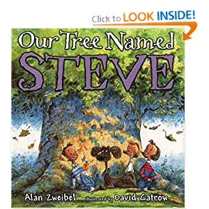 Our Tree Named Steve