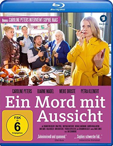Ein Mord mit Aussicht (BD) [Blu-ray] (inkl. Bonus-Interview 24 Min.)