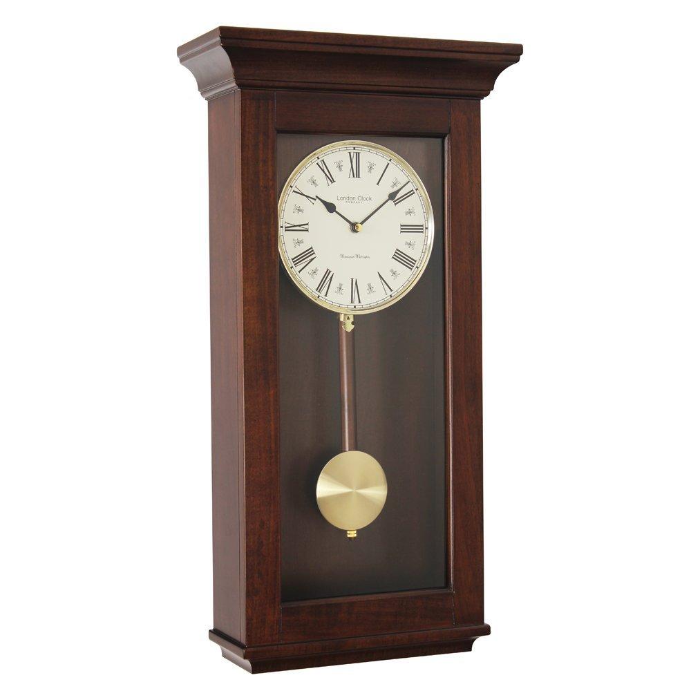 Traditional Pendulum Wall Clock       Customer review