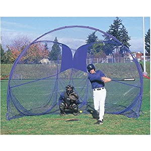 Jugs Instant Backstop ( sz. One Size Fits All ) by JUGS SPORTS