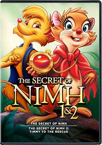 DVD : Secret of Nimh 1 & 2 (Widescreen)