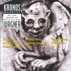 NEW Kronos Quartet - At The Grave Of Richard Wagner (CD)