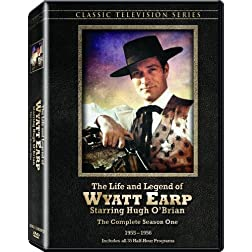 Life & Legend of Wyatt Earp