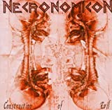Construction of Evil by Necronomicon [Music CD]
