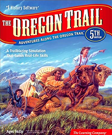 OREGON TRAIL 5TH EDITION (JEWEL CASE)