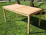 TEAK-XL-Holztisch-150x80cm-Gartenmbel-Gartentisch-Garten-Tisch-Holz-sehr-robust-Modell-ALPEN-von-AS-S