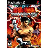 Tekken 5 - PlayStation 2 ~ Namco