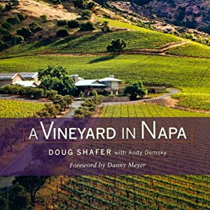 A Vineyard in Napa Audiobook