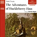 Huckleberry Finn (       UNABRIDGED) by Mark Twain Narrated by Garrick Hagon