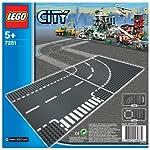 LEGO City 7281 – Incrocio a T e curva