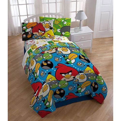 Angry Birds Bedding 3789 front