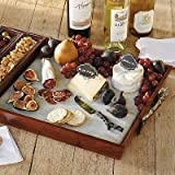 Orange Cheese Serving Tray Set - Frontgate