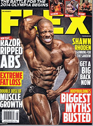Flex [US] July - August 2014 (単号)