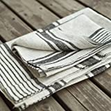 Linen Provence Hand and Guest Towels