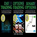Investing: Day Trading, Options Trading, Binary Options Audiobook by Ken McLinton Narrated by Mike Norgaard