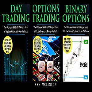 Investing: Day Trading, Options Trading, Binary Options Audiobook