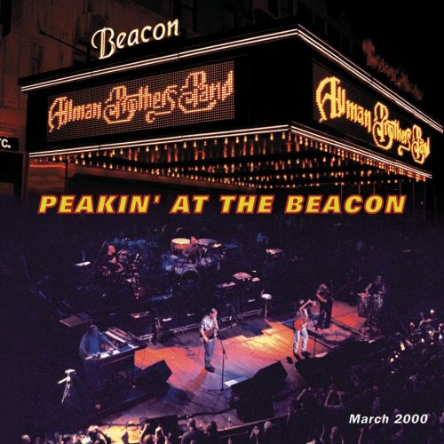 The Allman Brothers Band - 2000 - Peakin