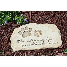 Pet Devotion Garden Stone