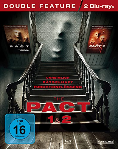 The Pact 1 + 2 Box [Blu-ray]