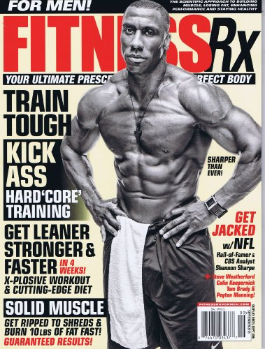 Fitness RX For Men [US] September 2013 (単号)
