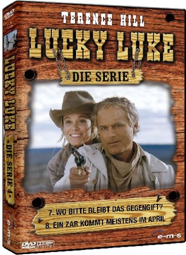 Lucky Luke - Die Serie: Episode 7+8